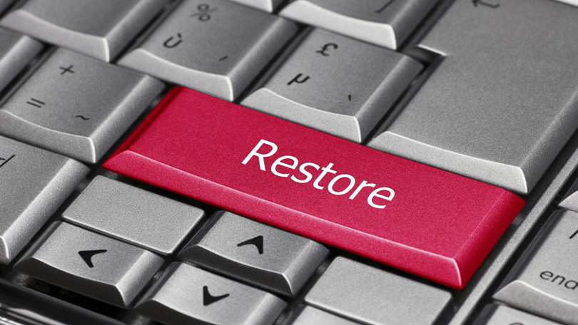 the way to restore photos or data from a cloud storage effectively